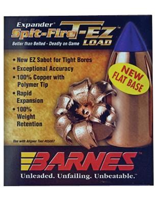 Spit Fire T-EZ Sabots .50 Caliber .451 Diameter 290 Grain Quantity 15