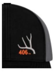 Area Code Art Muley Trucker Hat