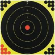 """Birchwood Casey Shoot-N-C 17.25"""" Bull's-Eye 5 Targets 120 Pasters"""