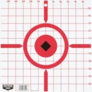 "Birchwood Casey Rigid Paper 12"" Crosshair Sight-In Target 10 Pack"