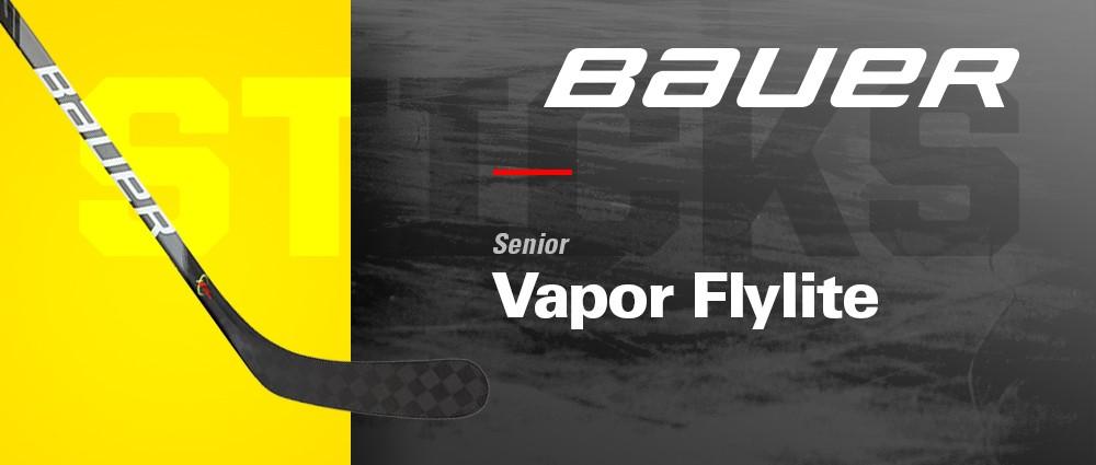 Bauer Vapor Flylite Griptac