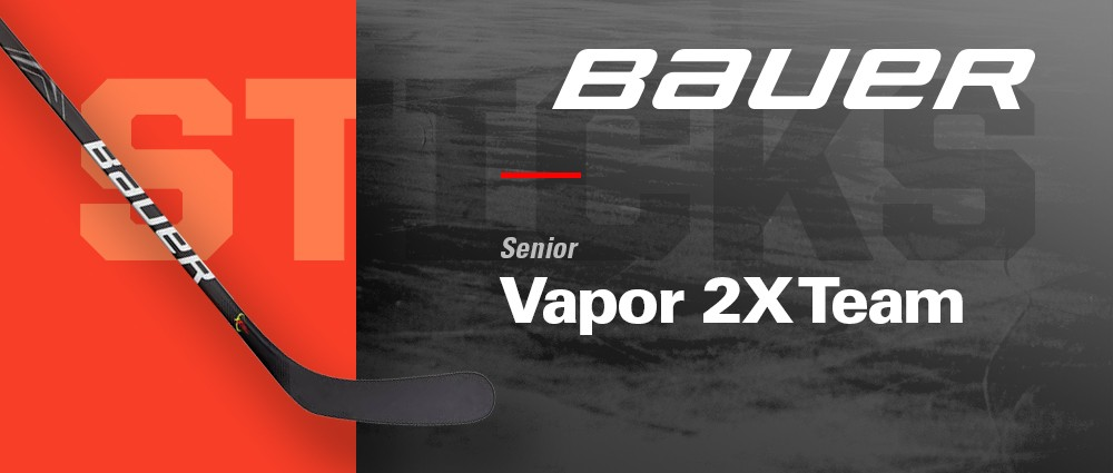 Bauer Vapor 2X Team