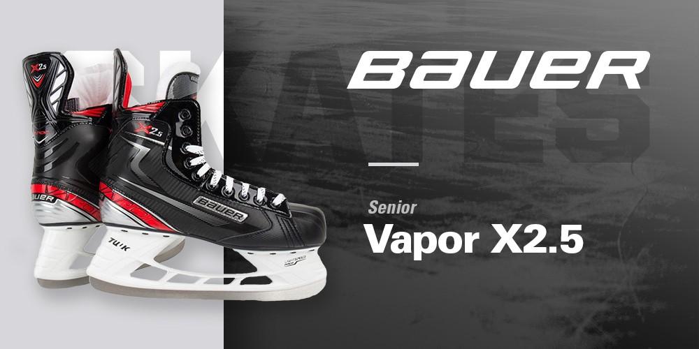 Bauer Vapor X2.5