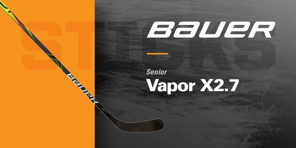 Bauer Vapor X2.7
