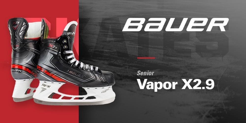 Bauer Vapor X2.9