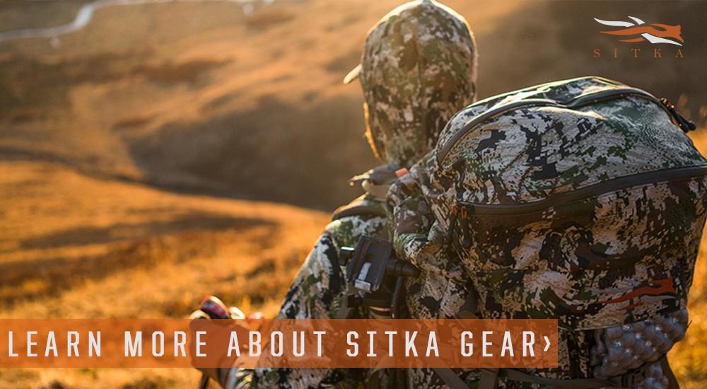 Sitka Gear Big Game Layering Guide | SCHEELS com