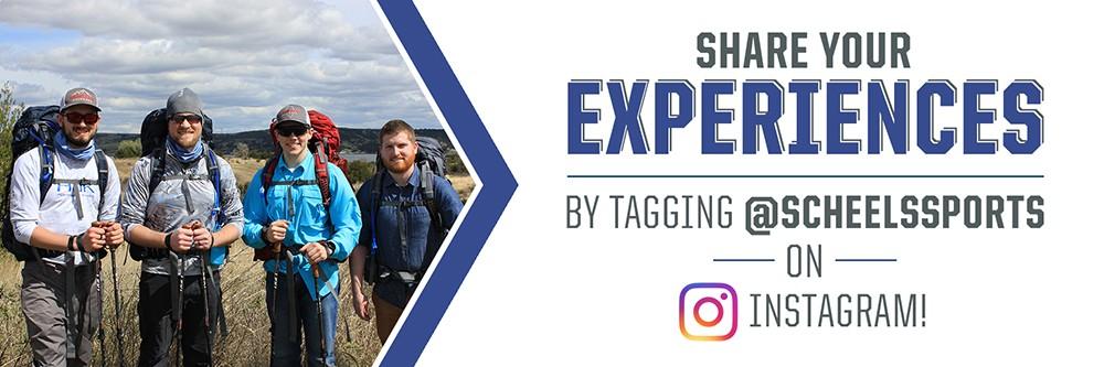 Follow us @scheelssports on Instagram