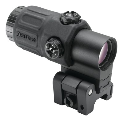 G33 Magnifier With Slap To Side Mount Tan