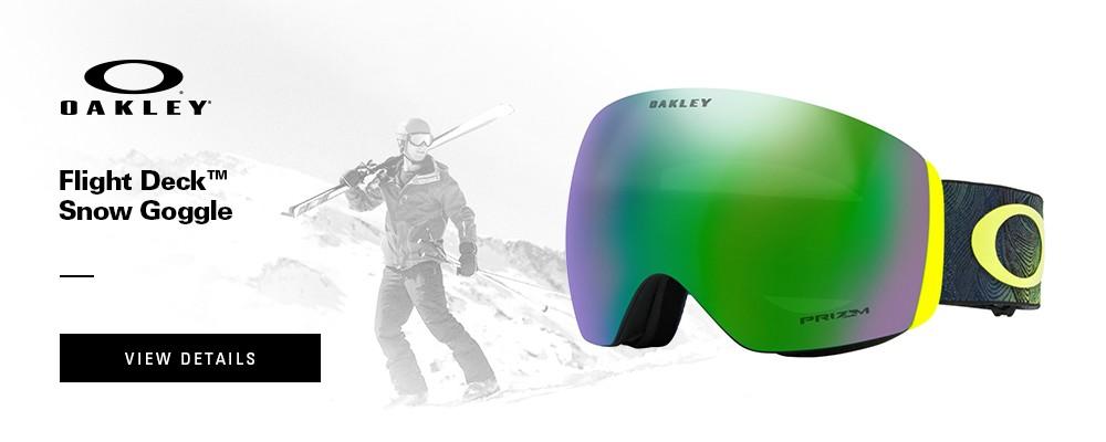 Oakley Flightdeck Snow Goggle