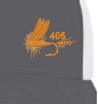 Area Code Art Fly Trucker Hat