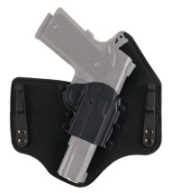 KingTuk Inside The Waistband 1911 Style 3-3.5  Inch Barrel Black Right Hand