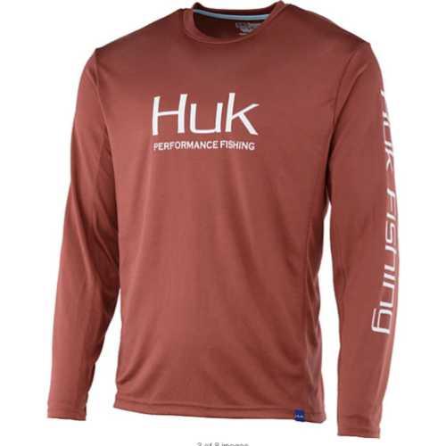 Men's Huk Icon X Long Sleeve Shirt