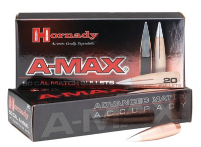 A-Max Match Bullets .510 Diameter 750 Grain