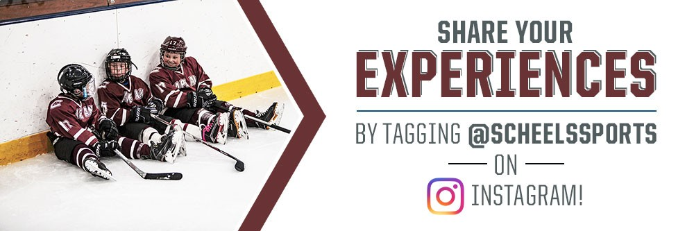Share your experiences with us by tagging @scheelssports on Instagram.