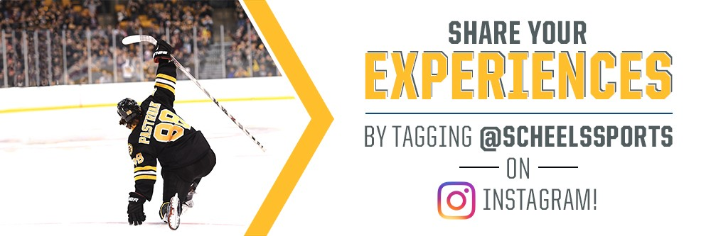 Share your experiences with us on Instagram by tagging @scheelssports.