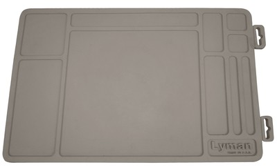 Lyman Essential Gun Maintenance Mat' data-lgimg='{