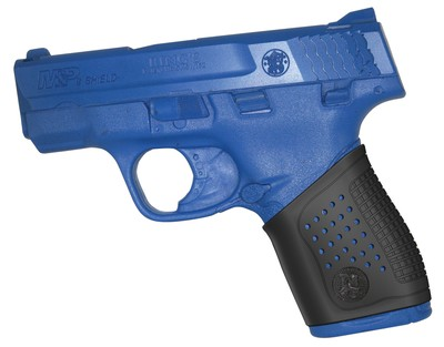 Tactical Slip-On Grip Glove Fits S&W Shield' data-lgimg='{