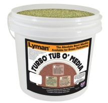 Corncob Green Cleaning Media 16 Pound Bucket