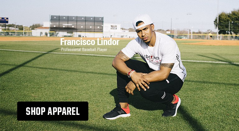 Lifestyle Apparel | Francisco Lindor, Professional Baseball Player