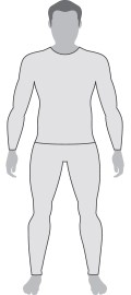 Next to Skin Fit Image
