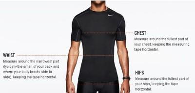 Nike Measure Yourself