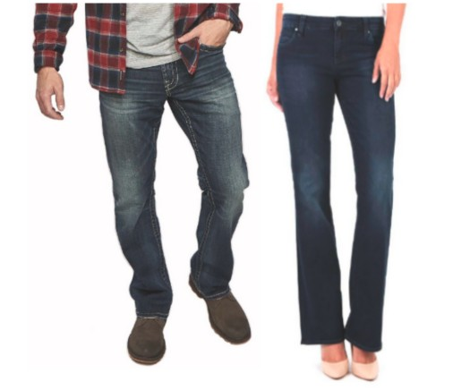 Bootcut Jeans for Men and Women