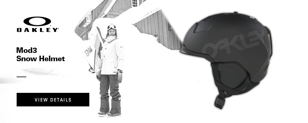 Oakley Mod3 Snowboarding Helmet