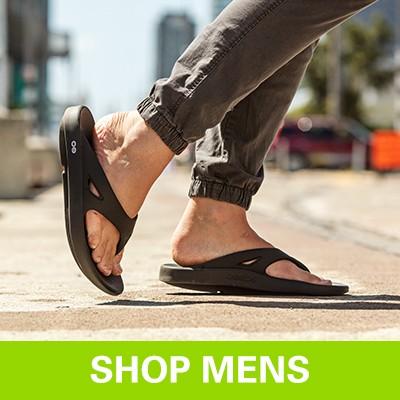 Shop Mens Oofos