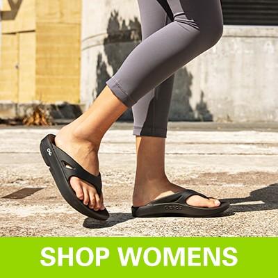 Shop Womens Oofos