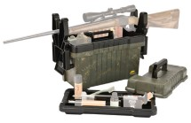 Camo Shooter's Case With Trays