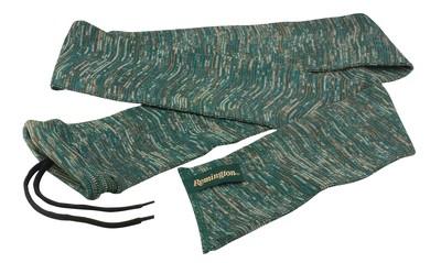 Gun Sock Green With Remington Logo 52 Inch