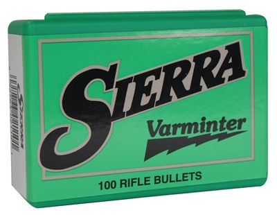 Varminter .224 Diameter High Velocity 45 Grain Spitzer