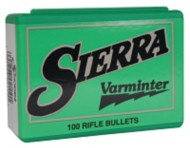 Varminter .224 Diameter High Velocity 45 Grain Spitzer