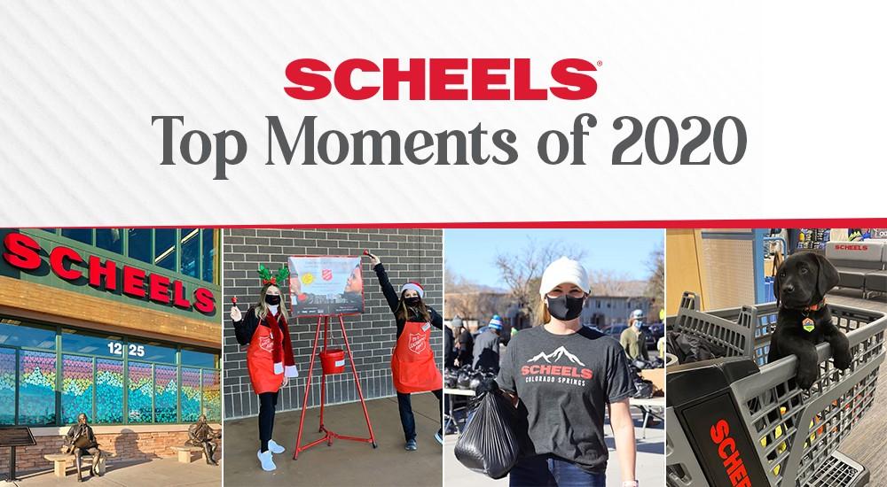 SCHEELS Top Moments of 2020