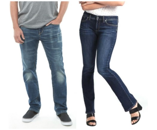 Slim Jeans for Men and Women