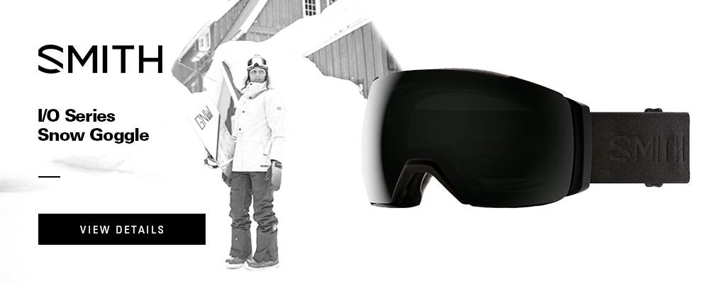 Smith Optics I/O Snow Goggles