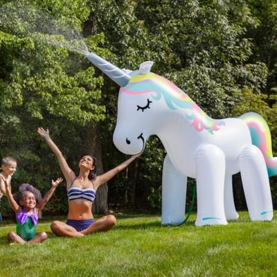 BigMouth Unicorn Yard Sprinkler