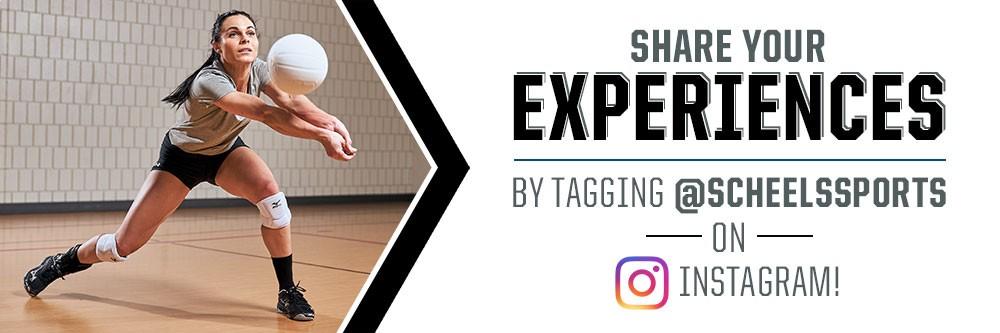 Follow @scheelssports on Instagram