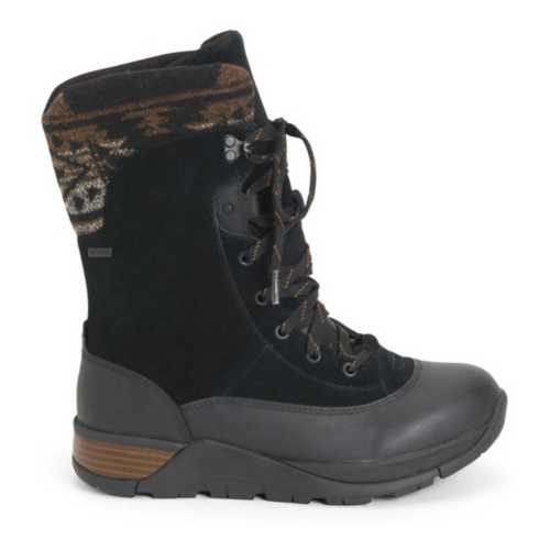 Women's Muck Apres II Lace Leather Boot