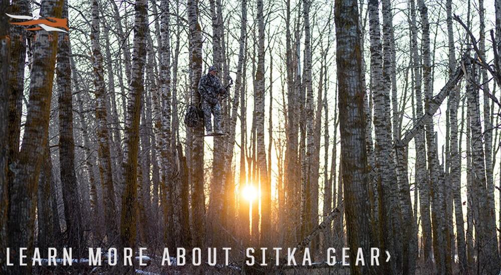 Sitka Landing Page