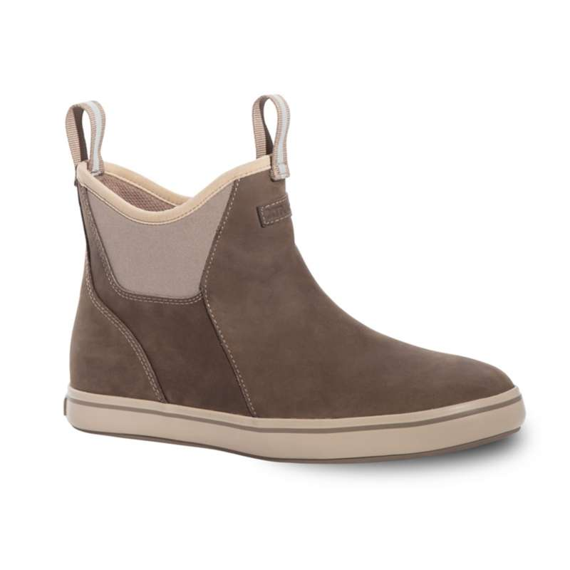 Men's Xtratuf Leather Ankle Deck Boot