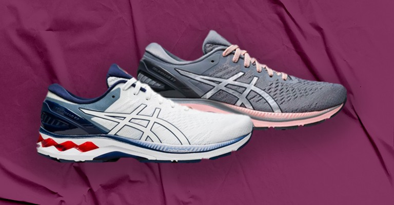 ASICS Gel-Kayano 27 shoe