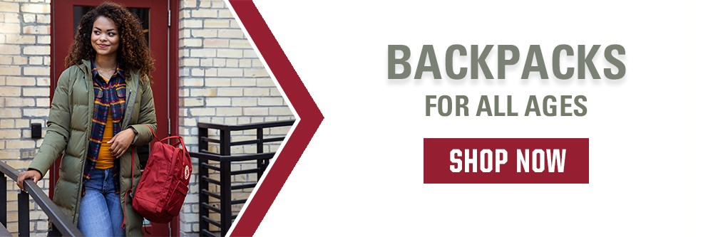 Click to go to all backpacks available