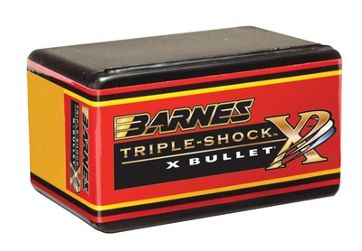 Triple-Shock X-Bullets Lead Free .25 Caliber .257 Diameter 100 Grain Boattail' data-lgimg='{