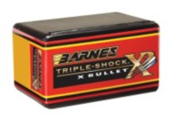 Triple-Shock X-Bullets Lead Free .30 Caliber .308 Diameter 150 Grain Boattail