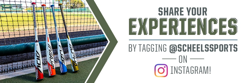 Share your experiences by tagging @scheelssports on Instagram.