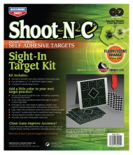 "Birchwood Casey Shoot-N-C Sight-In 12"" Target Kit"