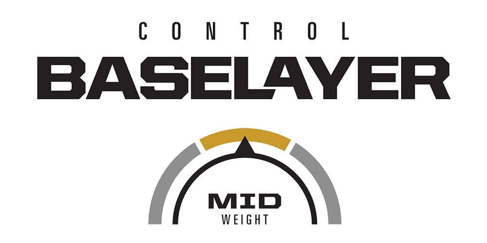Mid Weight Control Baselayers