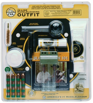 Pellet Shooters Accessory Outfit Plus Instructional DVD .50 Caliber' data-lgimg='{