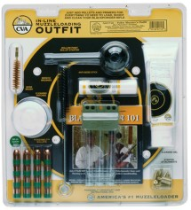 Pellet Shooters Accessory Outfit Plus Instructional DVD .50 Caliber